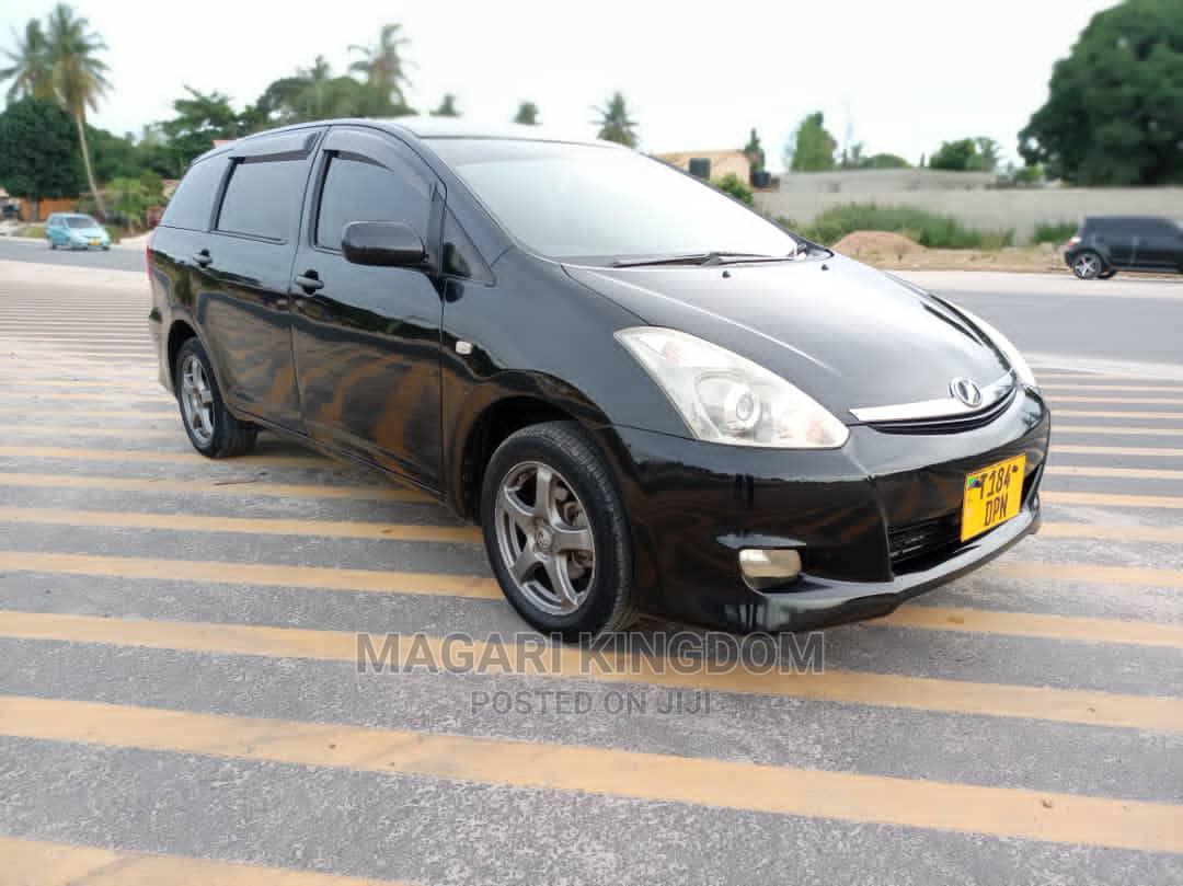 Toyota Wish 2006 Black | Cars for sale in Kinondoni, Dar es Salaam, Tanzania