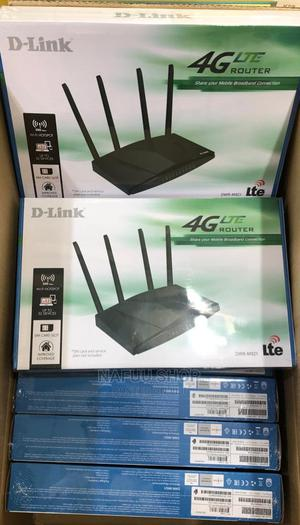 D Link 4G Router | Networking Products for sale in Dar es Salaam, Ilala