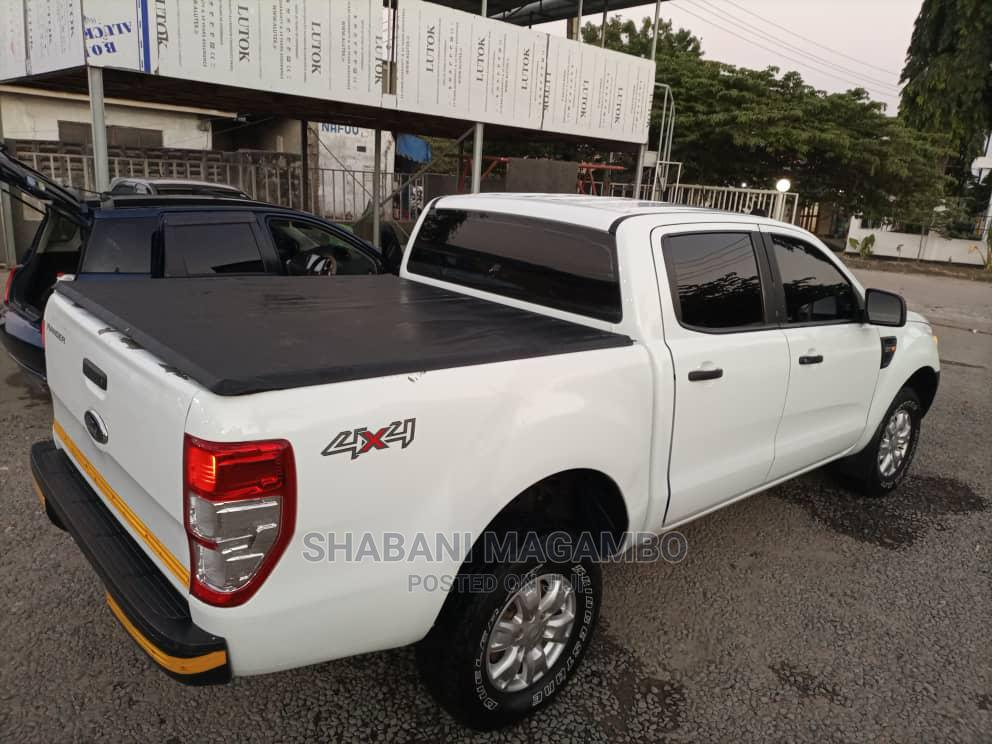 Ford Ranger 2015 White | Cars for sale in Kinondoni, Dar es Salaam, Tanzania