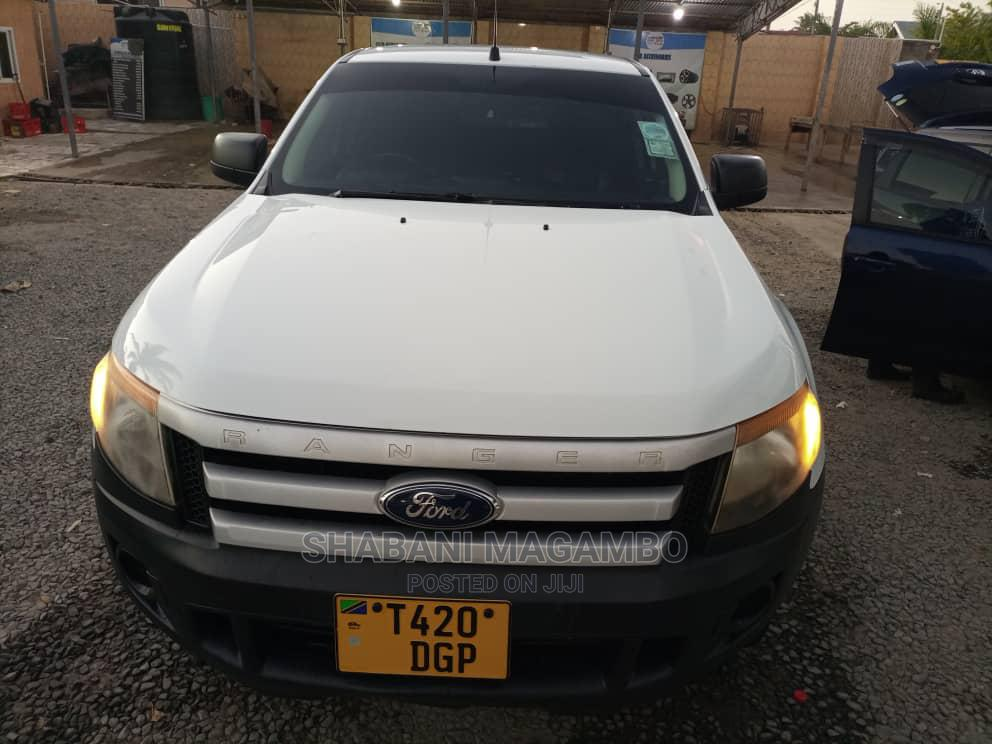 Ford Ranger 2015 White | Cars for sale in Kinondoni, Dar es Salaam, Tanzania