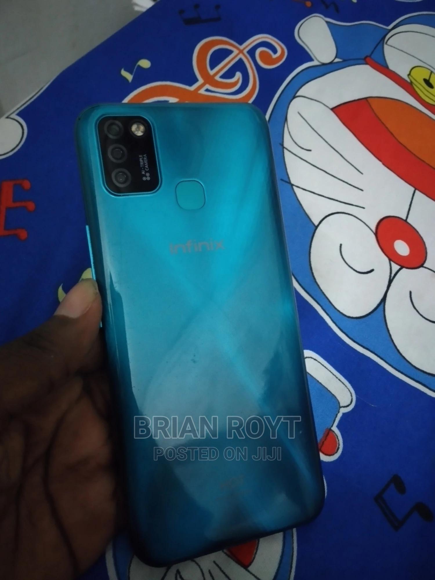 New Infinix Hot 10 Lite X657B 32 GB Blue