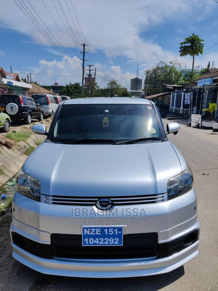 New Toyota Corolla Rumion 2008 Hatchback 1.5 FWD Silver | Cars for sale in Kinondoni, Dar es Salaam, Tanzania