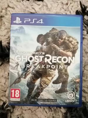 Ghost Recon Breakpoint PS4   Video Games for sale in Dar es Salaam, Ilala