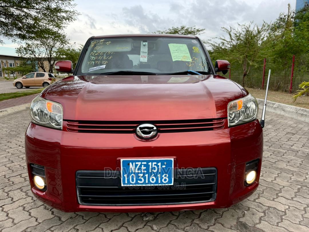 New Toyota Corolla Rumion 2008 Red