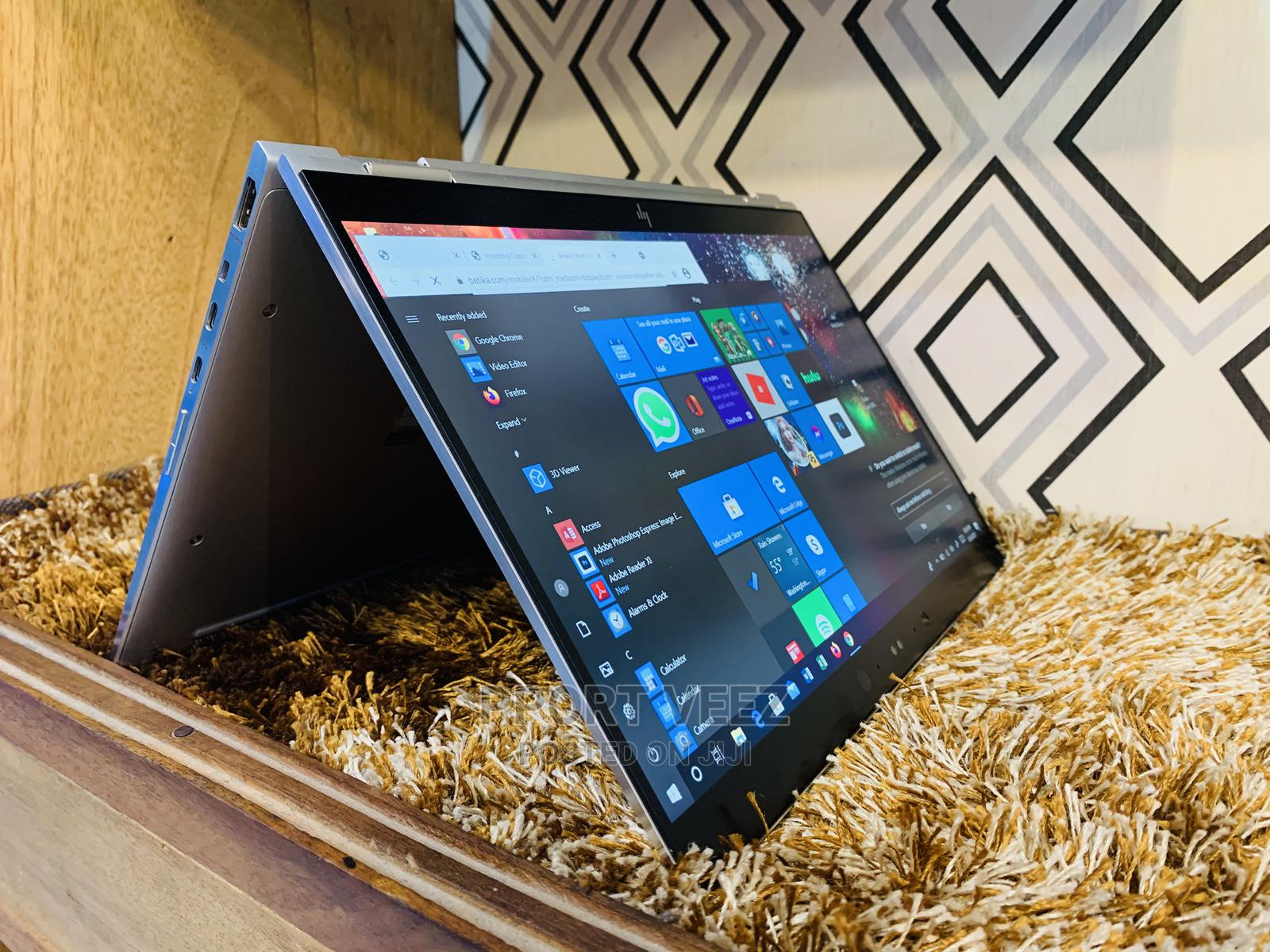 New Laptop HP EliteBook X360 1030 G3 16GB Intel Core I5 SSD 512GB