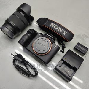 Sony Alpha A7ii Digital Camera + FE 28-70mm F/3.5-5.6 Lens   Photo & Video Cameras for sale in Dar es Salaam, Kinondoni