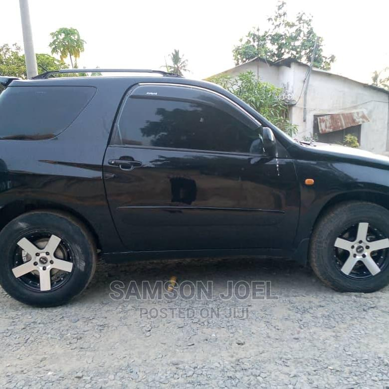 Archive: Toyota RAV4 2003 Automatic Black