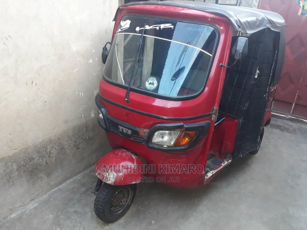 TVS Apache 180 RTR 2016 Red | Motorcycles & Scooters for sale in Arusha, Arusha Region, Tanzania