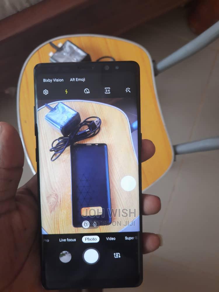 Archive: Samsung Galaxy Note 8 64 GB Black