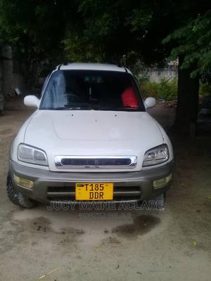 Toyota RAV4 1998 Cabriolet White | Cars for sale in Dar es Salaam, Kinondoni