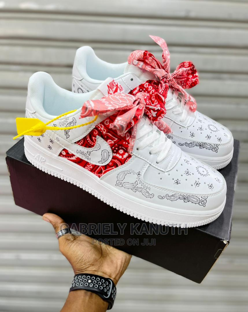 Archive: Nike Airforce One
