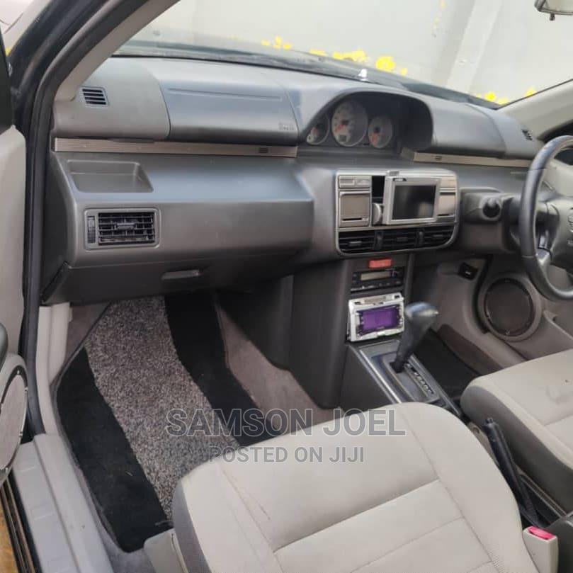 Archive: Nissan X-Trail 2002 Black