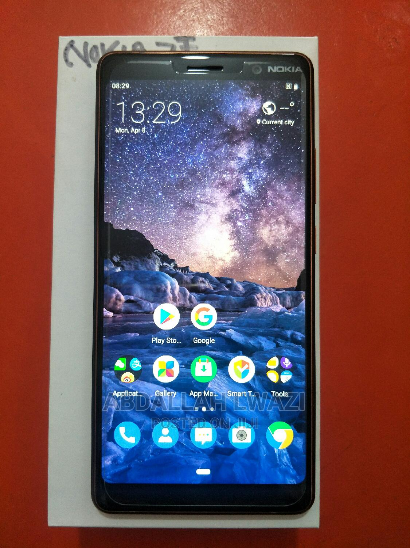 Archive: New Nokia 7 Plus 64 GB Black