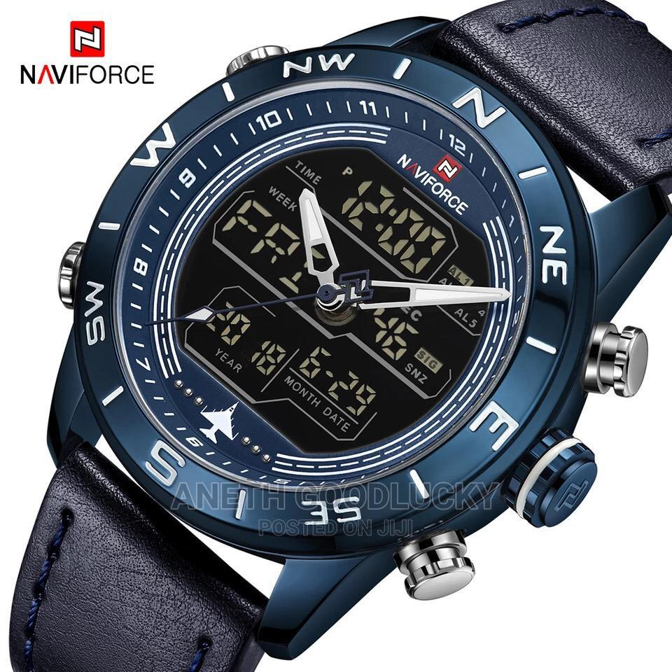 Archive: Naviforce Watches