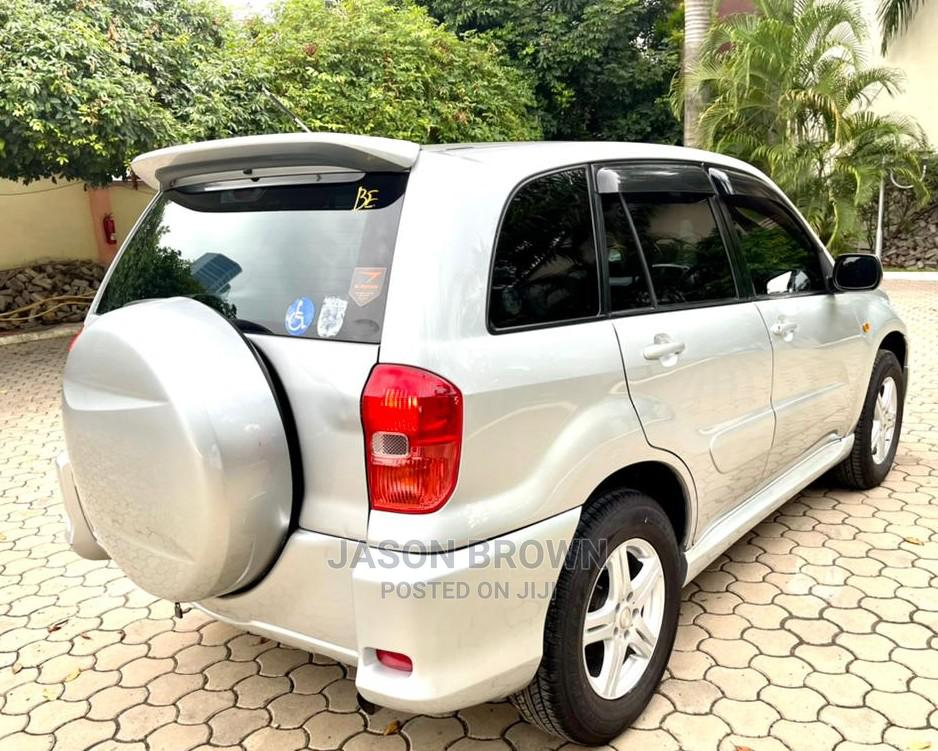 Toyota RAV4 2002 Silver | Cars for sale in Kinondoni, Dar es Salaam, Tanzania