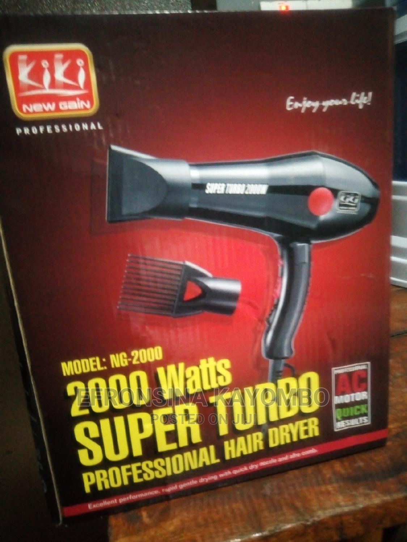 Kiki Hand Hair Dryer 2000