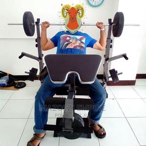 Adjustable Multi Weight Bench | Sports Equipment for sale in Dar es Salaam, Ilala