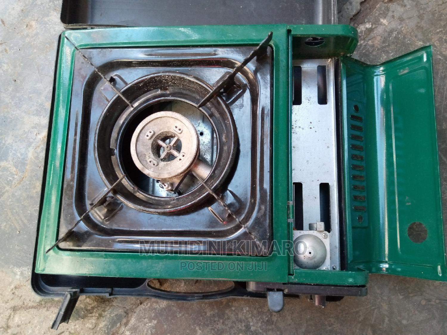 Archive: Portable Gas Cooker