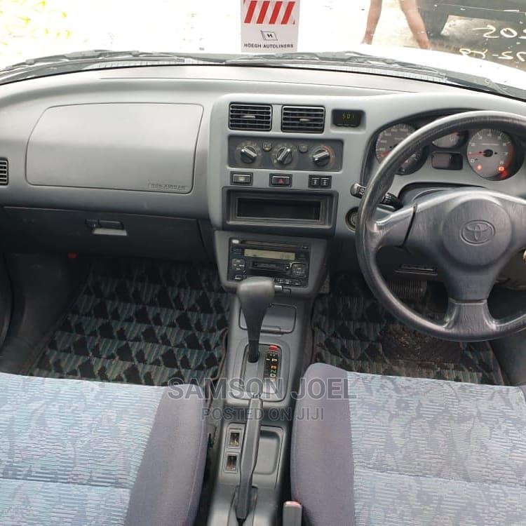 Archive: Toyota RAV4 1997 Silver