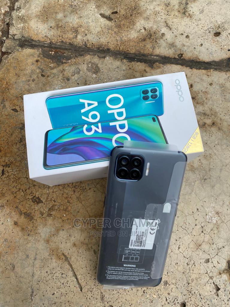 Archive: New Oppo A93 128GB Black