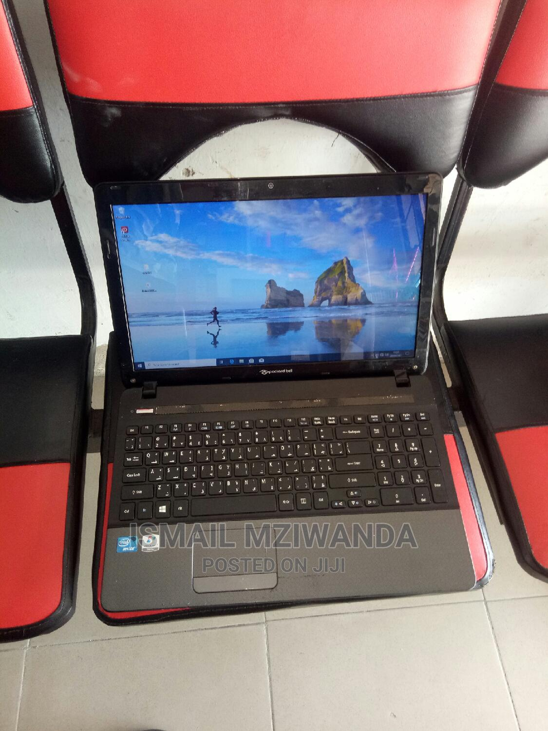 Archive: Laptop Packard Bell 4GB Intel HDD 500GB