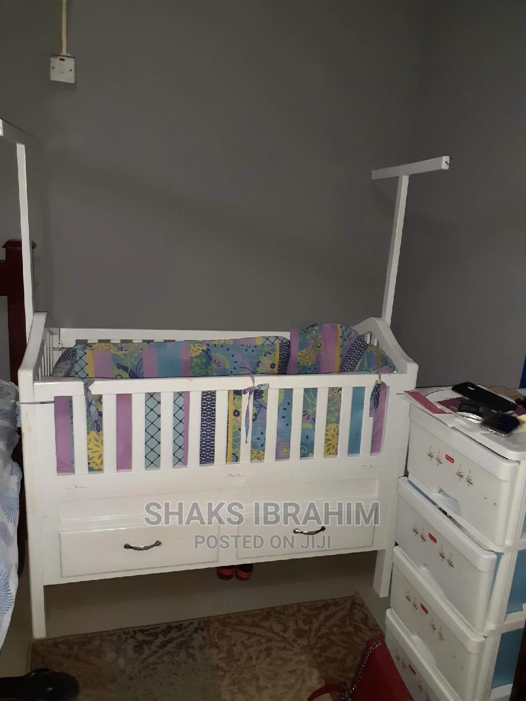Kitanda Cha Mtoto Cha Kisasa | Children's Furniture for sale in Kinondoni, Dar es Salaam, Tanzania