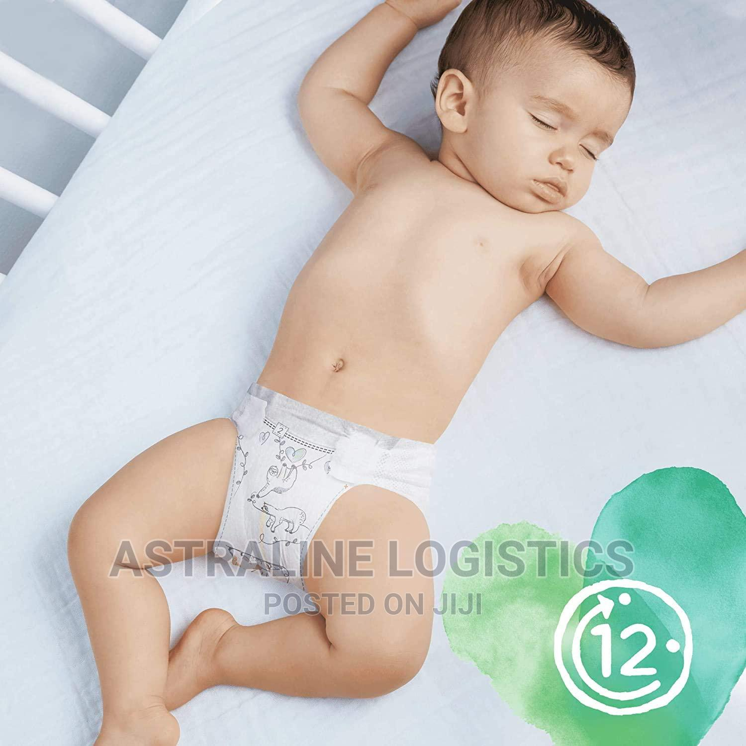 Archive: Pampers Size 1 Pure Protection Nappies, 102 Count