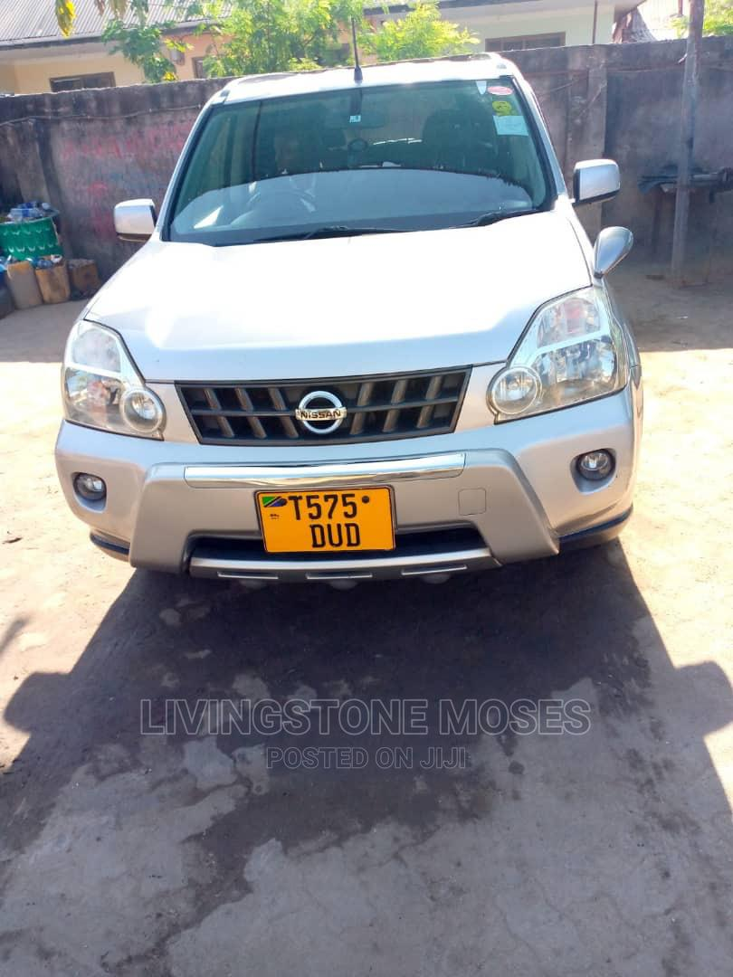 Archive: Nissan X-Trail 2009 Silver