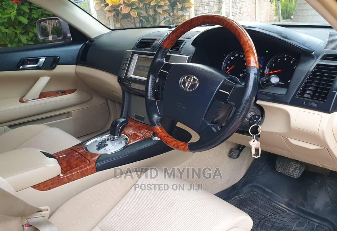 Toyota Mark X 2006 Gray | Cars for sale in Kinondoni, Dar es Salaam, Tanzania