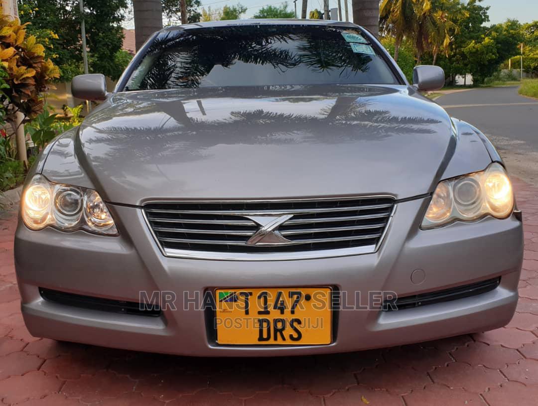 Toyota Mark X 2006 Gray