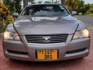 Toyota Mark X 2006 Gray   Cars for sale in Dar es Salaam, Kinondoni