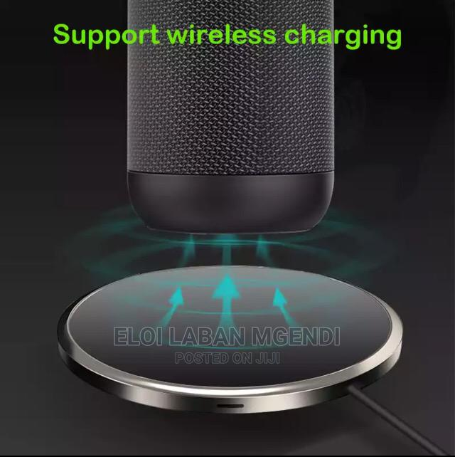 Archive: Bluetooth Speaker With Wireless Charger, Waterproof