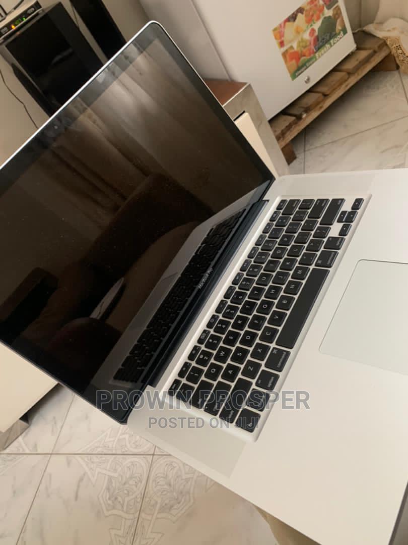 Archive: Laptop Apple MacBook Pro 2012 16GB Intel Core I5 SSD 320GB
