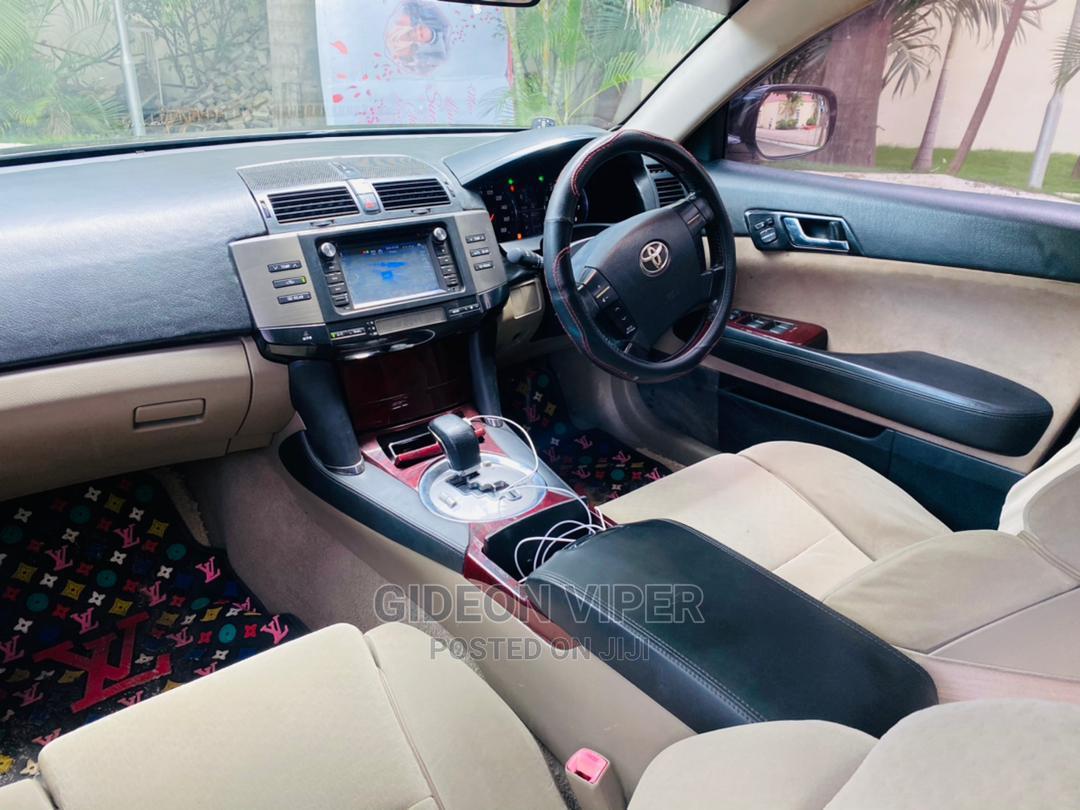 Archive: Toyota Mark X 2008 Black