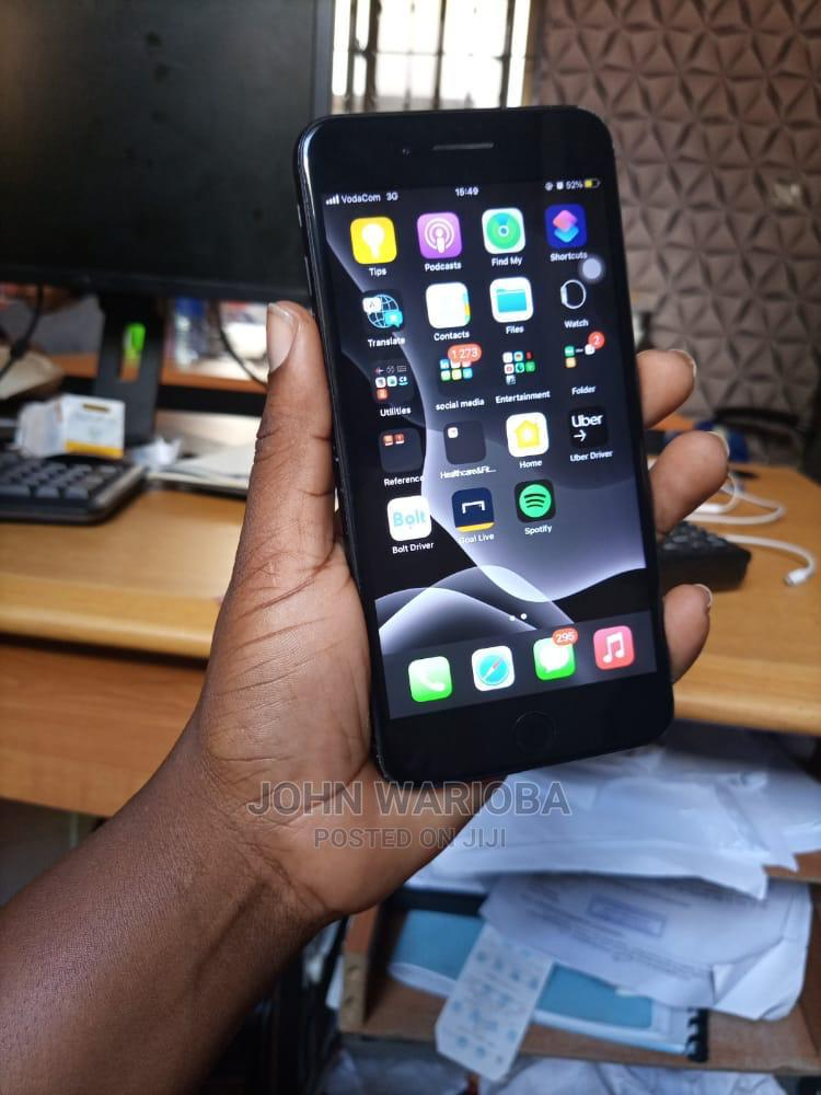 Archive: Apple iPhone 7 Plus 128 GB Black