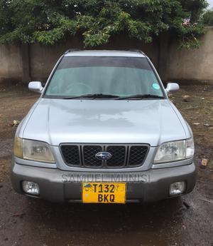 Subaru Forester 2002 Silver   Cars for sale in Arusha Region, Arusha
