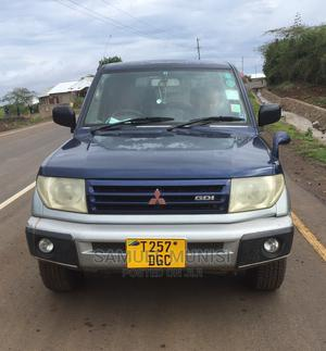 Mitsubishi Pajero 2005 Blue | Cars for sale in Arusha Region, Arusha