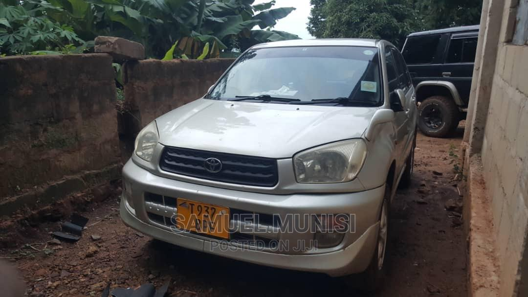 Toyota RAV4 2003 Automatic Silver | Cars for sale in Morogoro Urban, Morogoro Region, Tanzania