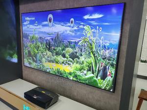 Hisense 100 Inch 4K Uhd Lazer TV   TV & DVD Equipment for sale in Dar es Salaam, Kinondoni