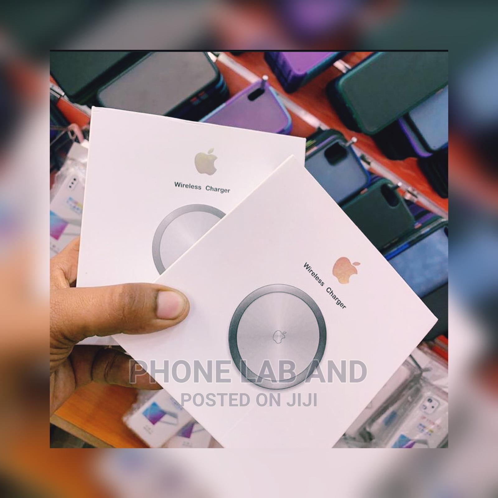 Wireless Charger   Accessories for Mobile Phones & Tablets for sale in Ilala, Dar es Salaam, Tanzania