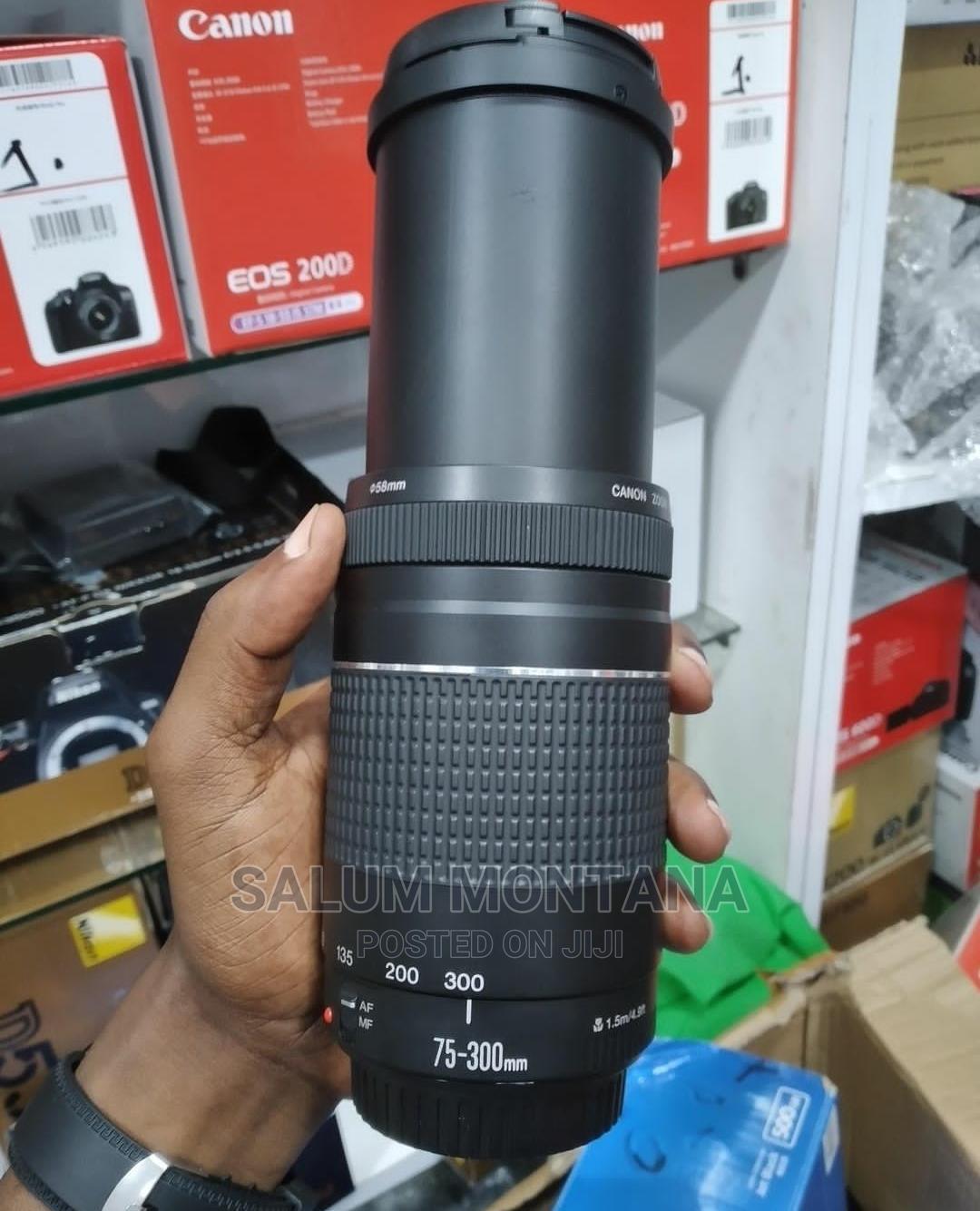 Canon Lens 75~300m