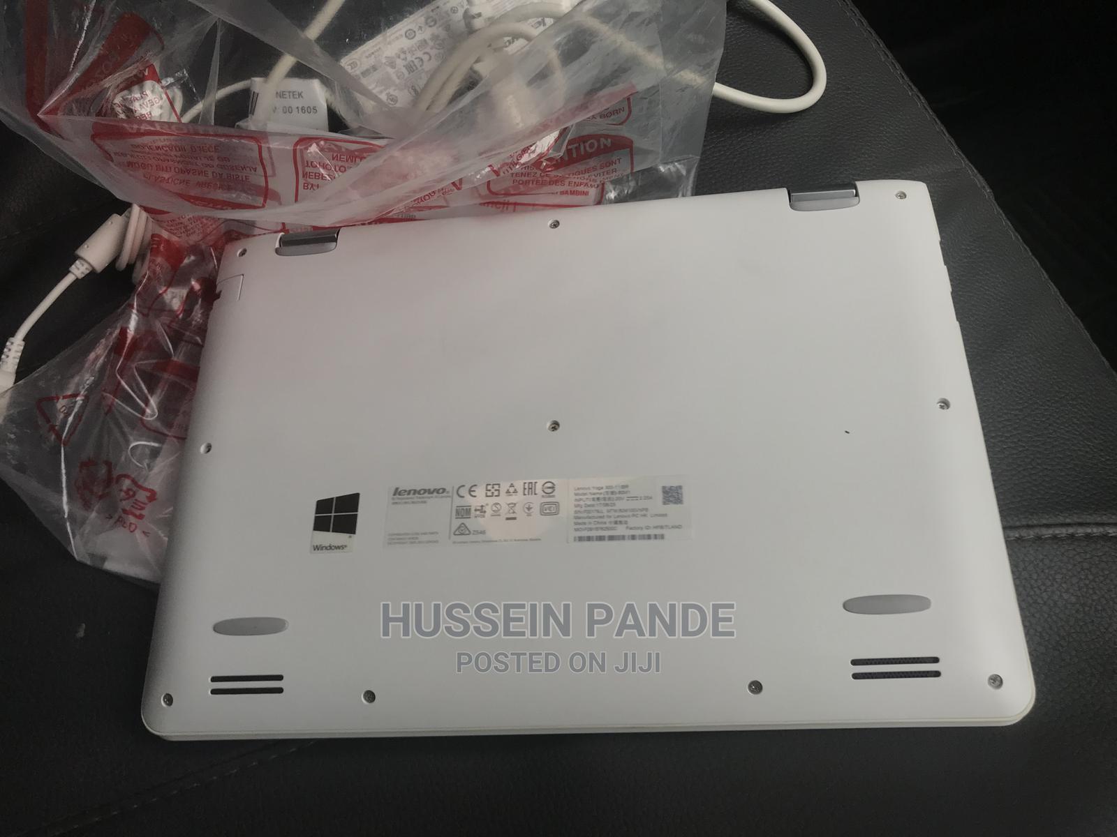 Archive: New Laptop Lenovo Yoga 330 2GB Intel Celeron SSHD (Hybrid) 32GB
