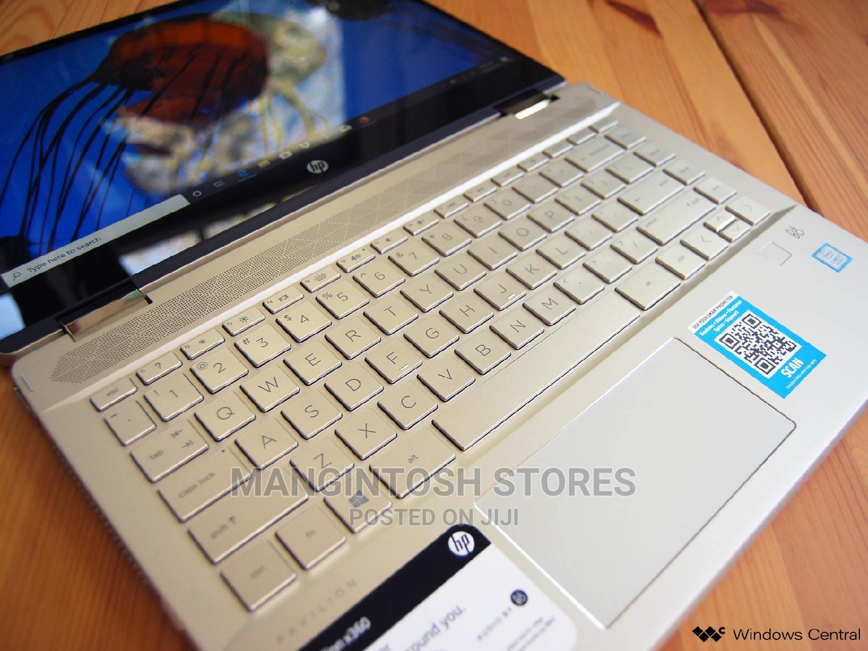 Archive: New Laptop HP Pavilion X360 14 8GB Intel Core I5 SSD 256GB
