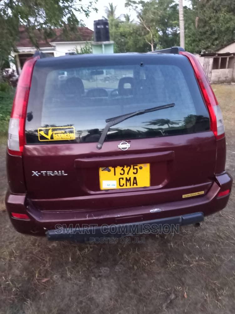 Nissan X-Trail 2002 Automatic Red | Cars for sale in Kinondoni, Dar es Salaam, Tanzania