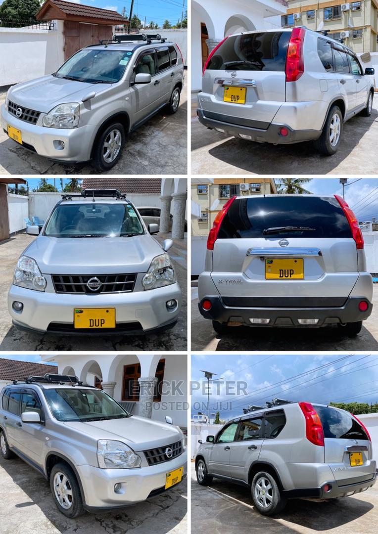 Nissan X-Trail 2010 Silver   Cars for sale in Kinondoni, Dar es Salaam, Tanzania