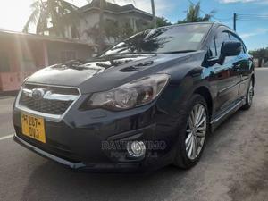 Subaru Impreza 2014 Black | Cars for sale in Dar es Salaam, Kinondoni