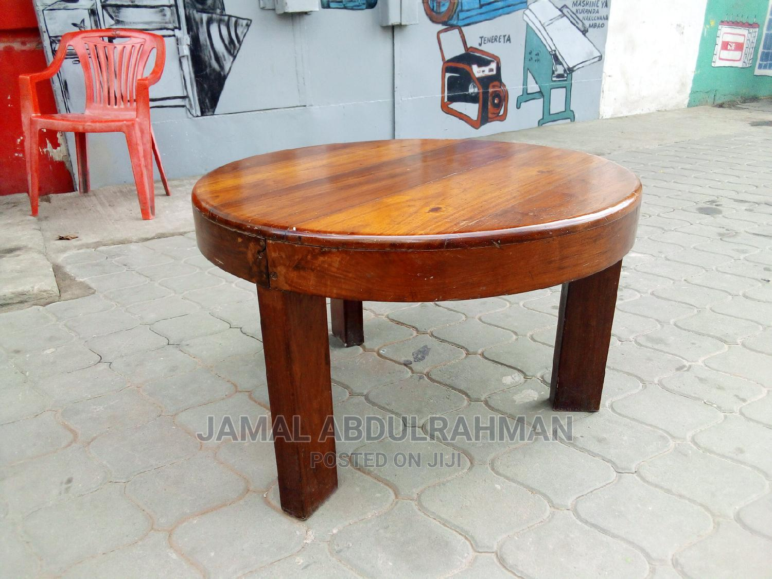 Archive: Wooden Coffee Table