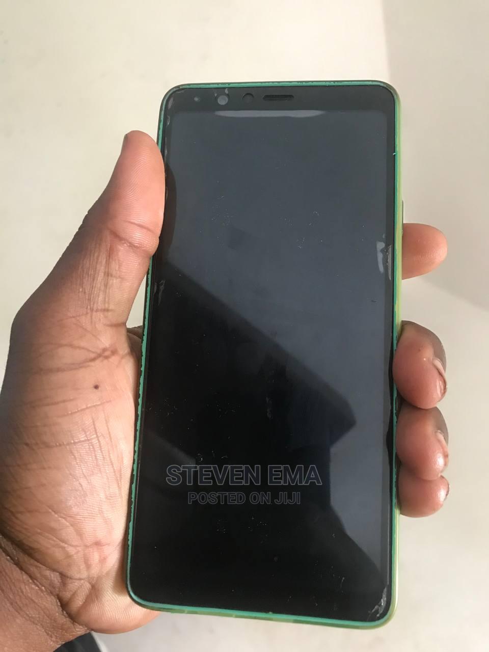 Archive: Samsung Galaxy A8 Plus 64 GB Black