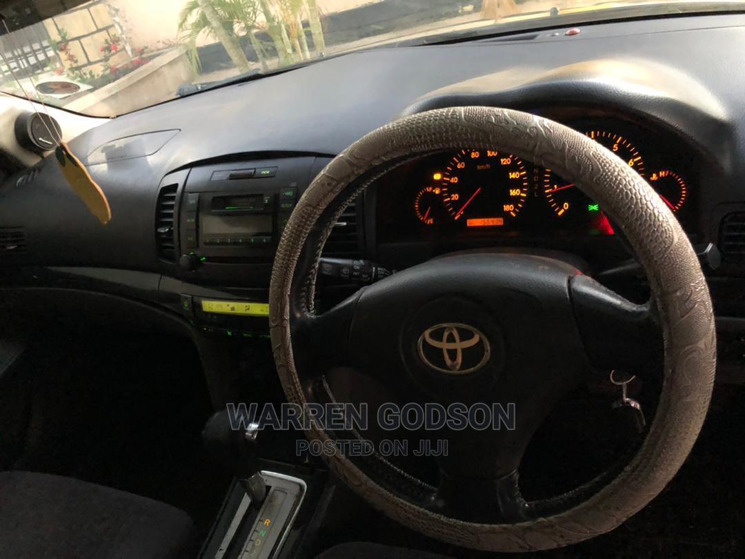 Archive: Toyota Allion 2004 Black