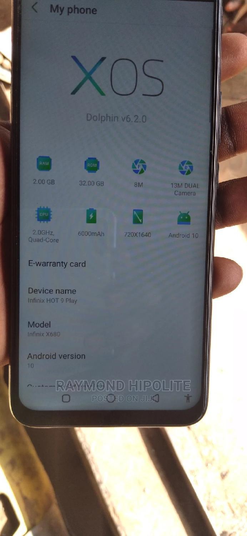 Archive: Infinix Hot 9 Play 32 GB Black